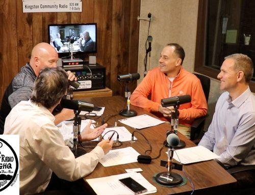 Kingston Community Radio Interview