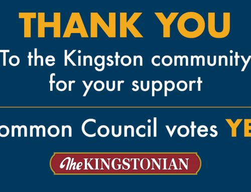 Thank you to all those who support the Kingstonian