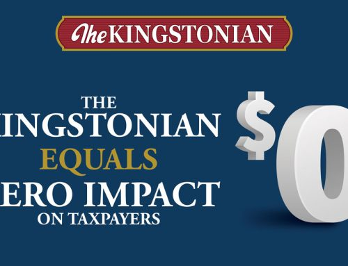 The Kingstonian Equals Zero Impact