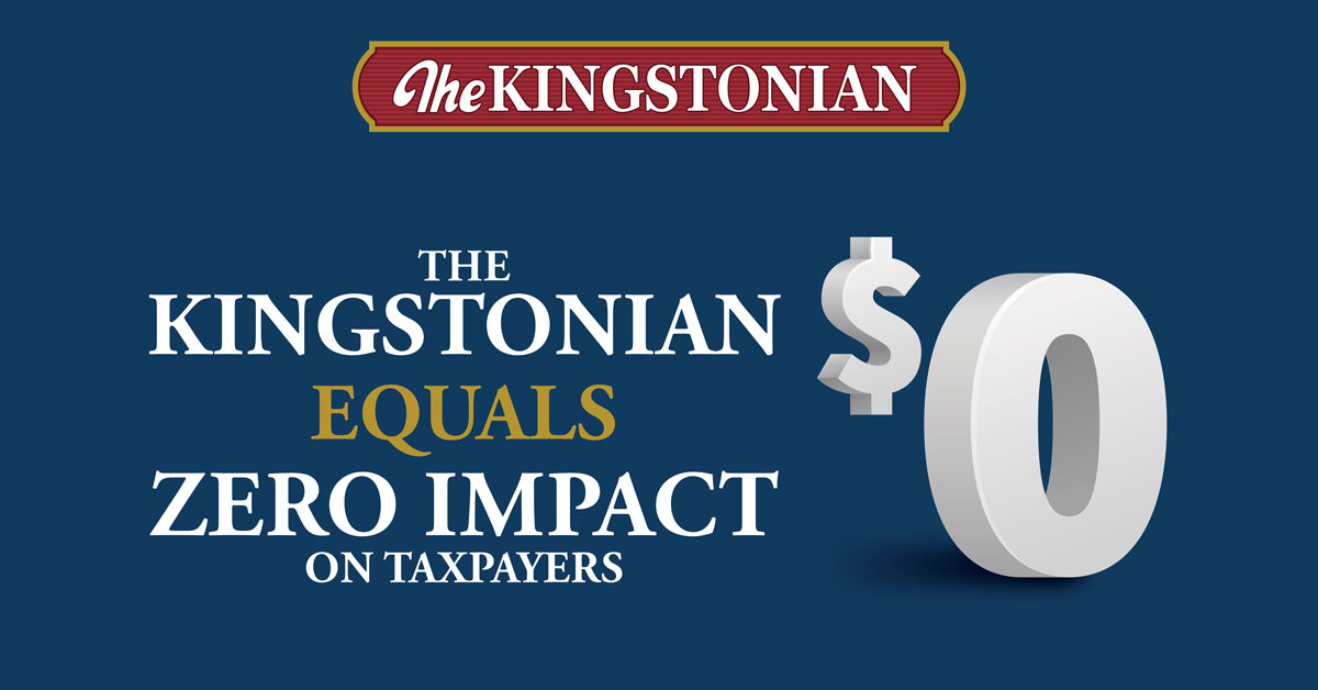 The Kingstonian Equals Zero Impact