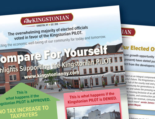 Compare for Yourself – Highlights Supporting the Kingstonian PILOT