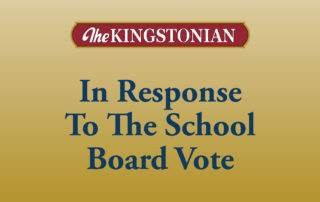 In Response To The School Board Vote