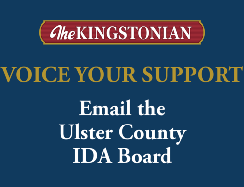IMPORTANT CALL TO ACTION: Email the Ulster County IDA Board with one easy click