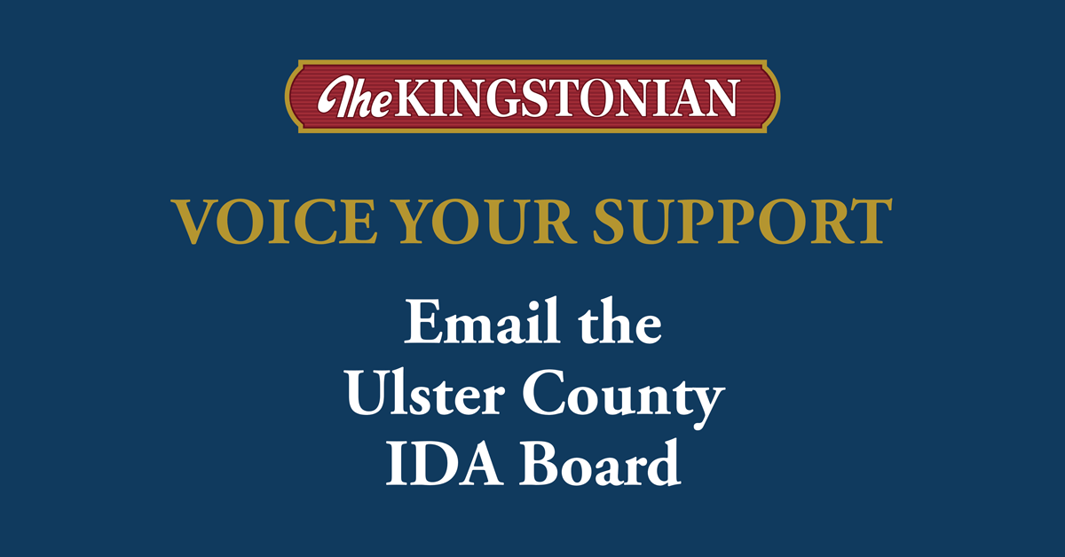 Voice Your Support: Email the Ulster County IDA Board