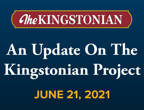 An Update on the Kingstonian Project